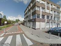 Brandweer naar Pablo Picassoplein in Vlissingen