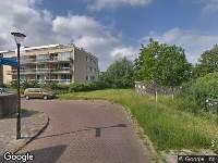 112 melding Ambulance naar Marie Baronlaan in Amsterdam