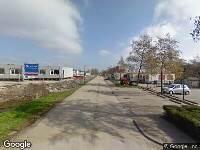 Traumahelikopter naar Jacob Barneveldstraat in Linschoten