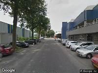 112 melding Ambulance naar Industrielaan in Someren