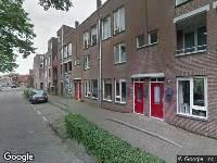 Ambulance naar Jacob van Dijkstraat in Vlaardingen