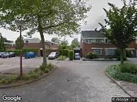 112 melding Traumahelikopter naar Hermelijnweide in Nieuwegein