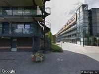 Ambulance naar Sperwerlaan in Vlaardingen