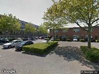 112 melding Ambulance naar Abraham Maatstraat in Vlaardingen