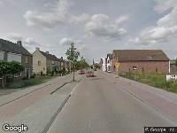Ambulance naar Roosendaalseweg in Kruisland