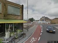 Ambulance naar Molenstraat in Zundert