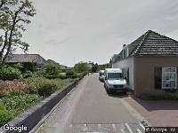 Ambulance naar Kerkstraat in Overlangel