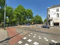 Ambulance naar Plantage Middenlaan in Amsterdam