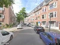 Ambulance naar Molenbeekstraat in Amsterdam