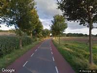 112 melding Ambulance naar Lariestraat in Heeswijk-Dinther