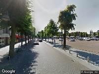 Ambulance naar Markt in Uden