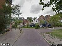 112 melding Ambulance naar Kantoorgracht in Delft