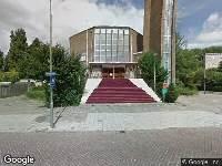 112 melding Brandweer naar Talmaweg in Dordrecht vanwege waarnemen gaslucht