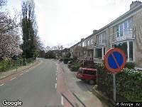112 melding Brandweer naar Parkweg in Maarssen