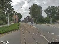 Ambulance naar Jan Tooropstraat in Amsterdam