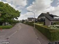Ambulance naar Liesbosdreef in Prinsenbeek