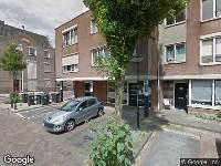 112 melding Ambulance naar Herman Josinahof in Dordrecht