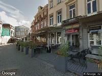 Ambulance naar Grote Markt in Bergen op Zoom