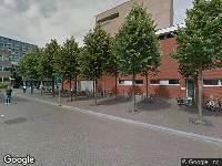 Ambulance naar Raadhuisplein in Hoofddorp
