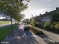 112 melding Ambulance naar Willemsweg in Hoorn