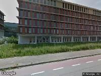 112 melding Besteld ambulance vervoer naar Reinier de Graafweg in Delft