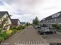 Ambulance naar Bernard Zweersstraat in Zaandijk