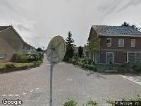 Politie naar Osseweg in Berghem vanwege ongeval met letsel
