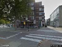 112 melding Ambulance naar Blokmakersplaats in Vlaardingen