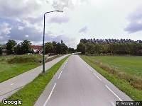 Brandweer naar Bavelseweg in Molenschot