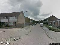 112 melding Ambulance naar Sterrenlaan in Alphen aan den Rijn