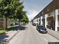 112 melding Ambulance naar Marie van Eijsden-Vinkstraat in Rotterdam