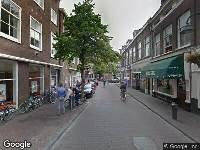 112 melding Ambulance naar Peperstraat in Delft