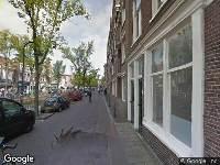 112 melding Ambulance naar Brabantse Turfmarkt in Delft