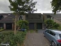 112 melding Ambulance naar Kinkelenburg in Zwijndrecht