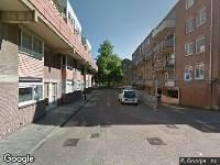 112 melding Ambulance naar Geerboogerd in Delft