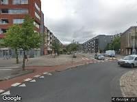 112 melding Ambulance naar Postjesweg in Amsterdam