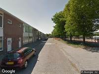 112 melding Ambulance naar Le Bourgetstraat in Tilburg