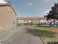 112 melding Ambulance naar Bijvang in Breda