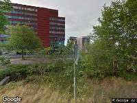 Ambulance naar Korte Hogendijk in Zaandam