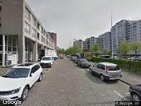 Ambulance naar Oostmaaslaan in Rotterdam
