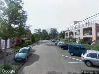 Ambulance naar Jacobus Gorisstraat in Zaandam
