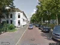 112 melding Brandweer naar Maliebaan in Utrecht vanwege een liftopsluiting