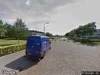 Ambulance naar Topaasstraat in Breda