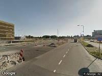 112 melding Ambulance naar Molengracht in Breda