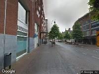 Brandweer naar Raaks in Haarlem vanwege brand