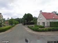 112 melding Brandweer naar Dahliaweg in Venlo