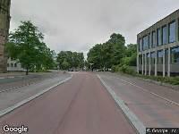 Brandweer naar Boterhoek in Leeuwarden