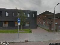 112 melding Ambulance naar Erasmusweg in Breda