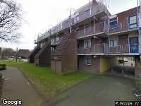 112 melding Brandweer naar Aggemastate in Leeuwarden