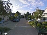 112 melding Ambulance naar Beryl in Zoetermeer